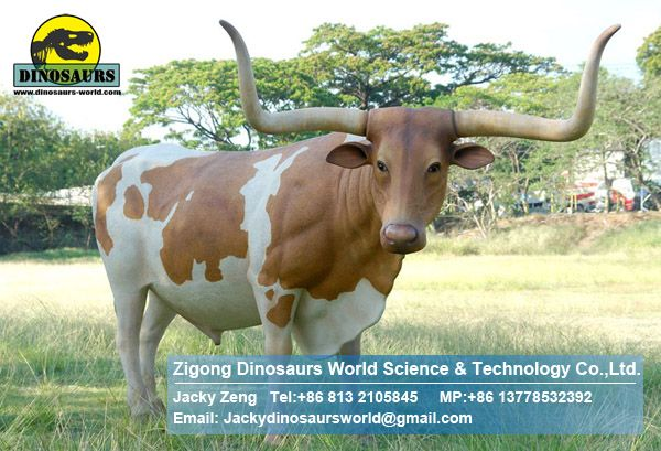 Artificial life animals cow/cattle/bulls  DWA021