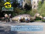 Amusement park equipment dinosaurs ( Iguanodon ) DWD017