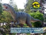 Zigong Amusement park Animatronic Dinosaurs ( Allosaurus ) DWD019