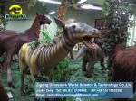 Theme park slide animatronic exhibition animals ( Donkey ) DWA010
