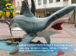 Animal factory china animatronic animal shark DWA018