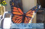 Super market animatronic animals Animation butterfly DWA020
