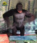 Animatronic animals orangutan/gorilla in exhibition DWA011