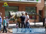 Life Size Animatronic dinosaurs Tyrannosaurus Rex DWD023