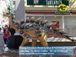 Amusement park Animatronic Dinosaurs ( Stegosaurus ) DWD029