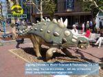 Children park FacilityLife Size Dinosaur Replica ( Ankylosaurus ) DWD033