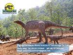 Dinosaur alive animatronic dinosaur figure ( Maiasaura ) DWD034