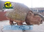 Glyptodont Live Size Robotic Animated animal Model DWA116