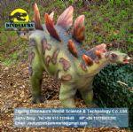 Playground Amusement park ride Animatronic Dinosaurs (Stegosaurus) DWD072