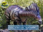 Children outdoor games exhibition dinosaurs (Amargasaurus) DWD076