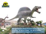 Children rides museum models animatronic dinosaur (Spinosaurus) DWD101