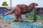 Playground slide for children Animatronic dinosaurs( Allosaurus ) DWD057