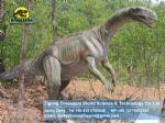 Amusement park playground life size dinosaur toy ( Lufengosaurus ) DWD058