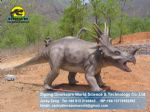 Dino park life size animals dinosaur in party ( Styracosaurus ) DWD059