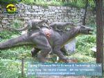 Playground Amusement park sculptures Dinosaurs ( Iguanodon ) DWD060