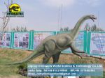 School educational equipments exhibition dinosaurs (Plateosaurus) DWD068