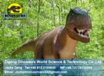 Adventure equipments animatronic dinosaurs Tyrannosaurus Rex DWD070
