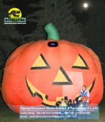 Christmas outdoor equipment big pumpkin DWE019
