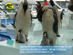 Playground equipment animatronic Shopping Mall animals Penguin DWA028