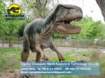 Mechanical dinosaur for dino park animal shelter ( Megalosaurs) DWD130