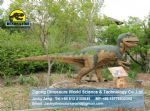 Street playground equipment dinosaurs mechanical ride DWD131