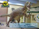 Amusement park equipment simulation dinosaurs tyrannosaurus rex DWD138