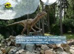Christmas indoor playground dinosaurs Deinonychus DWD156