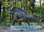 Life size dinosaurs fiberglass statue (Iguanodon) DWD164