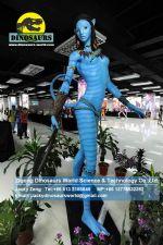 Moive Model Avatar Neytiri Character DWC041