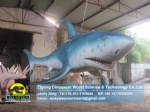 Life size Robotic Shark animatronic animals DWA024-1