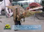 BBC walking with Dilophosaurus dinosaur costume DWE3324-7