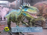 High Simulation  robotic dinosaurs- Ornitholestes for Dinopark DWD075-2