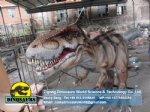Theme park equipments Exhibition T- Rex DWD023-1