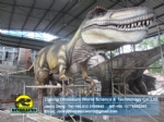 Theme park equipment robotic dinosaurs (T-Rex) DWD073-2