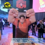 Movie character model Wreck-It Ralph DWC044