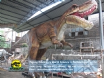Amusement park Christmas Animatronic Animal T-Rex DWD1342-2