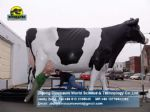 Outdoor playground Christmas decoration bull DWA075