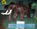 Life size statue animals ( Mammoth ) DWA001
