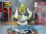 Life Size animal Replica cartoon character shrek DWA091